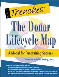 The Donor Lifecycle Map by Deborah Polivy
